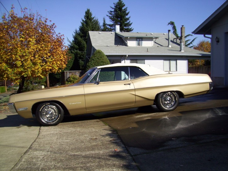Full size Pontiac, Full Size Pontiac Club Pontiacs For Sale